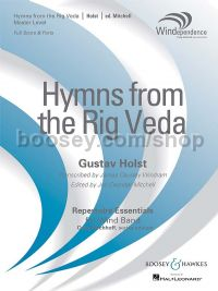 Hymns from the Rig Veda (Band - Score & Parts)