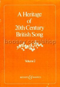 Heritage of 20th Century British Song Vol. 2