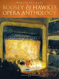 Boosey & Hawkes Opera Anthology  (Baritone/Bass)