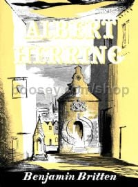 Albert Herring, op. 39 - vocal score