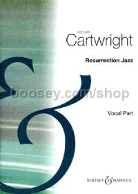 Resurrection Jazz choral score