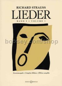 Lieder (Band 1) - voice & piano