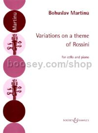 Variations On Theme Of Rossini