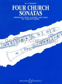 4 Church Sonatas