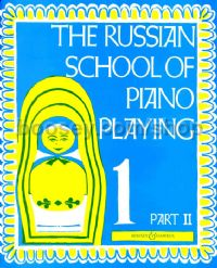 Russian School of Piano Playing 1b