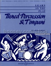 Learn As You Play Tuned Percussion & Timpani