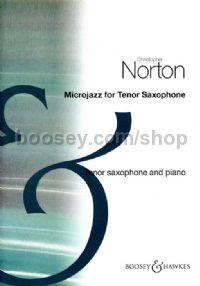 Microjazz For Tenor Sax