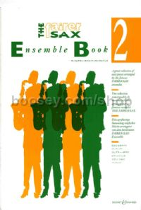 Fairer Sax Ensemble Book 2