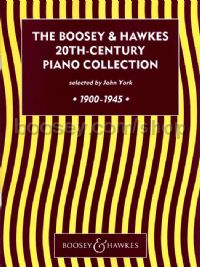 20th Century Piano Collection 1900-1945
