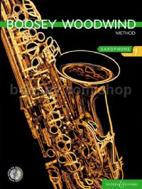 Boosey Saxophone Method 1