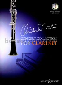 Christopher Norton Concert Collection for Clarinet