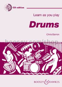 Learn As You Play Drums New Edition