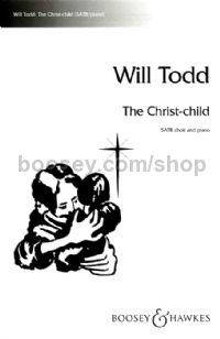 The Christ-child SATB & piano