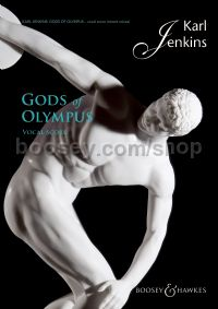 The Gods of Olympus (Vocal Score)