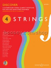 4 Strings Book 1 - Discover (Score & CD)
