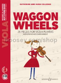 Waggon Wheels (Book & Audio Downloads)