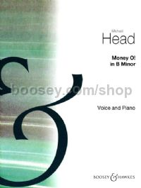 Money O! Bmin High Voice & Piano