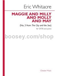 maggie & milly & molly & may (SATB & Piano)