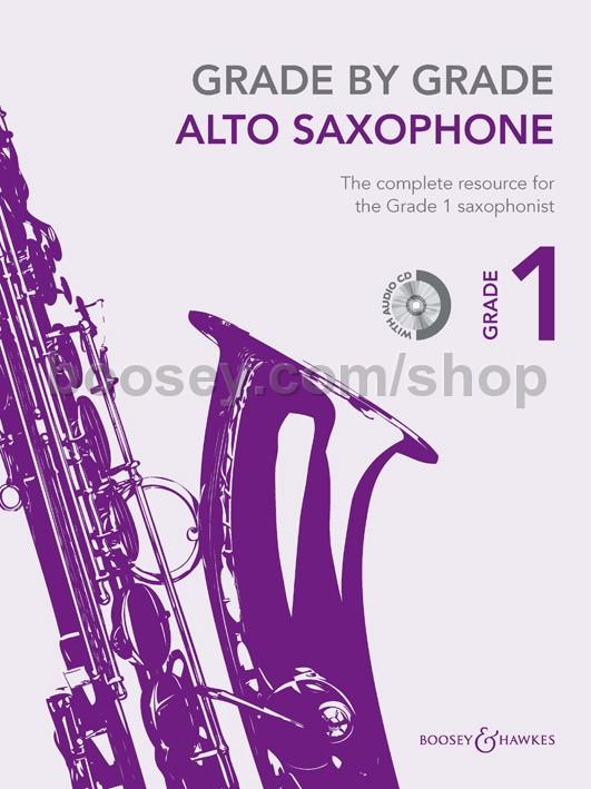 Various - Grade By Grade - Alto Saxophone Grade 1