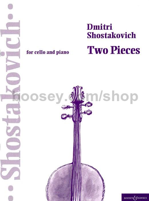 Dmitri Shostakovich - 2 Pieces