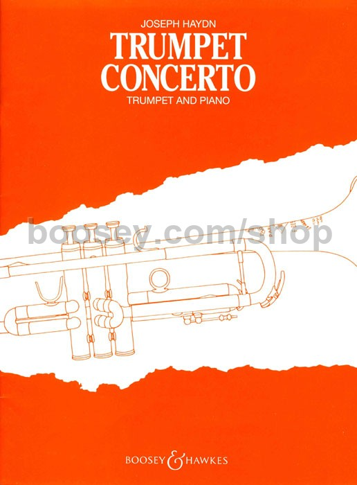 Franz Joseph Haydn - Concerto in E flat for Trumpet - trumpet & piano