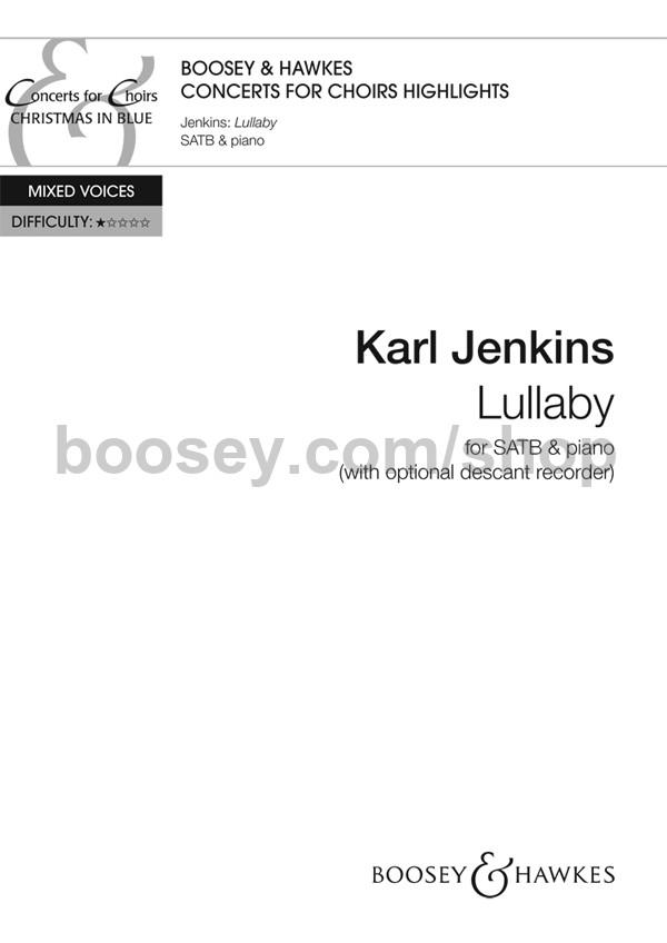 Karl Jenkins - Lullaby