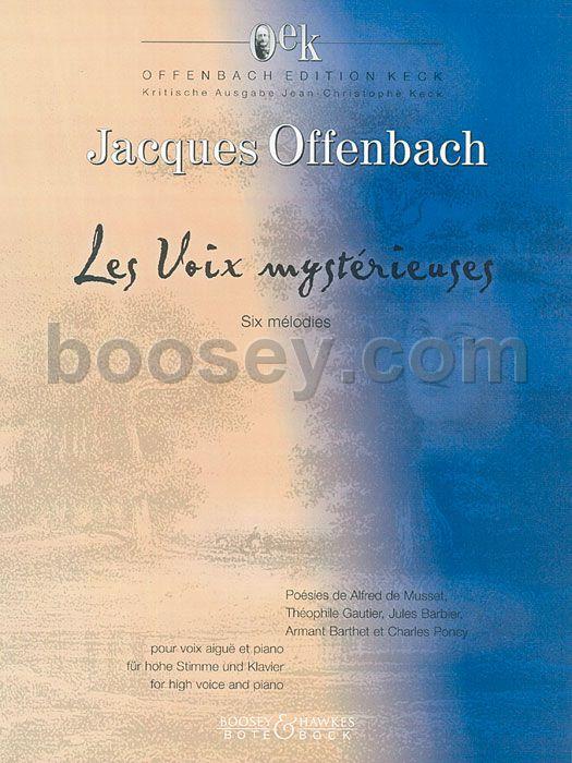 Jacques offenbach jean christophe keck les voix for Hs offenbach