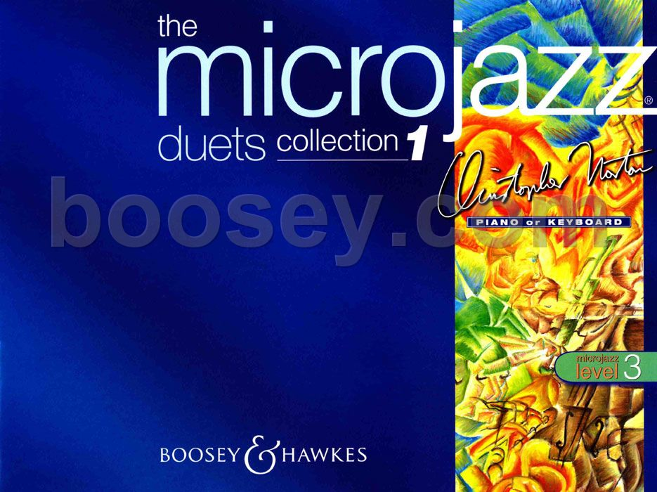 Christopher Norton - Microjazz Duets Collection 1