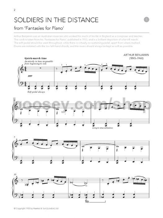 Various Piano X 4