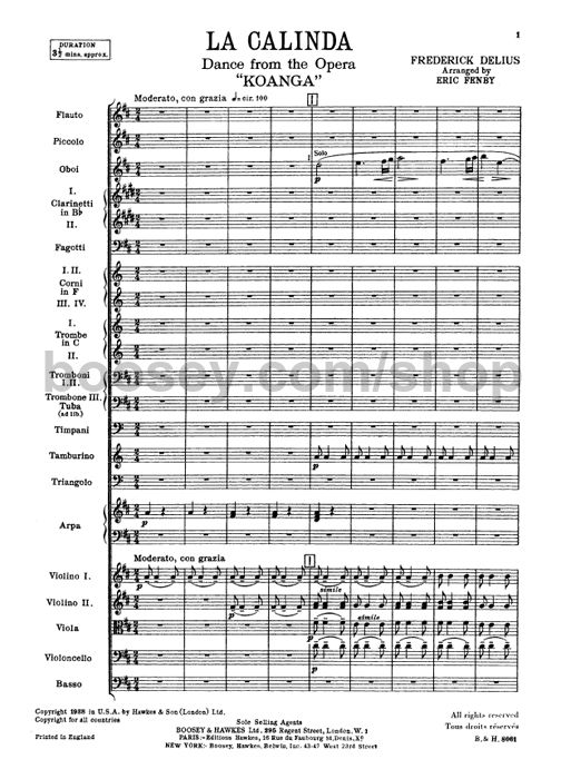 how to create orchestra scores