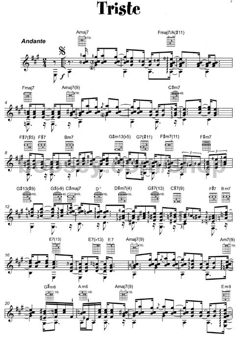 Guitar chords of happy