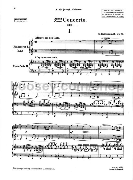 rachmaninov piano concerto no 2 analysis essay