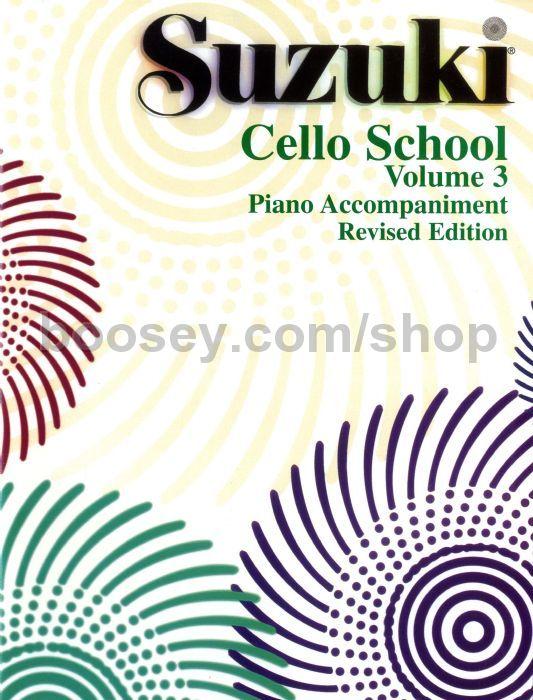 Suzuki Cello Book  Piano Accompaniment