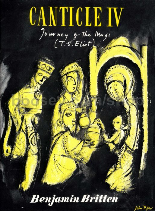essays journey of the magi Free essay: ts eliot's journey of the magi this christmas poem is about the epiphany and was created the very year of eliot's conversion to christianity.