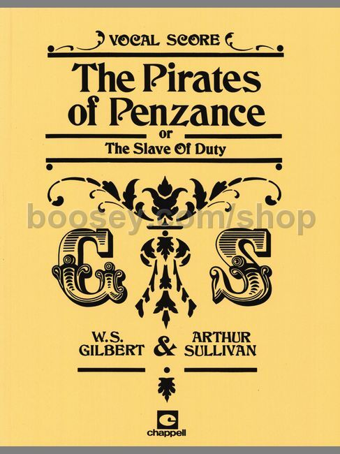 an analysis of the opera pirates of penzance by arthur sullivan Pirated productions of hms pinafore had prompted producer richard d'oyly carte to bring the british version of the operetta to new york in addition, carte, gilbert, and sullivan were contracted to provide a new operetta for the new fifth avenue theater this would become the pirates of penzance when the receipts for.
