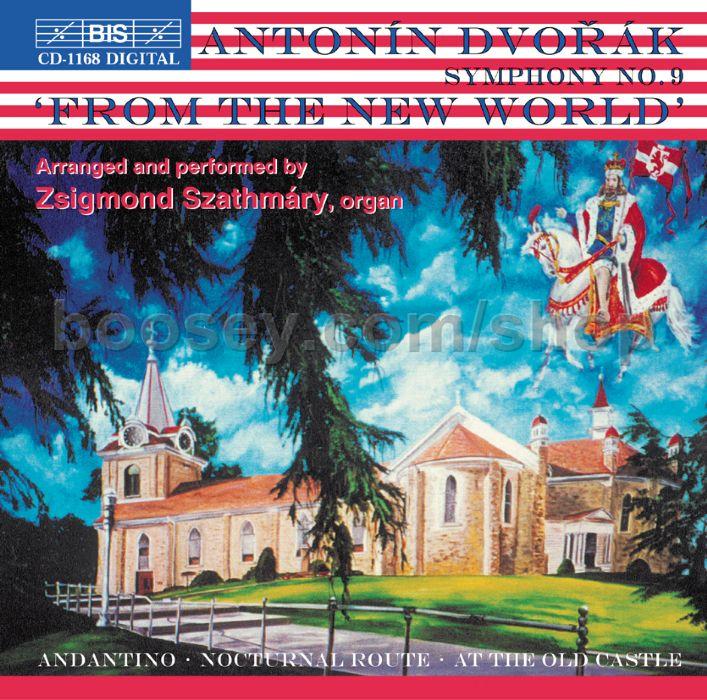 Antonin Dvorák - Symphony No 9 (BIS Audio CD)