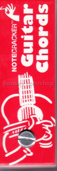 Notecracker Guitar Chords Flashcards