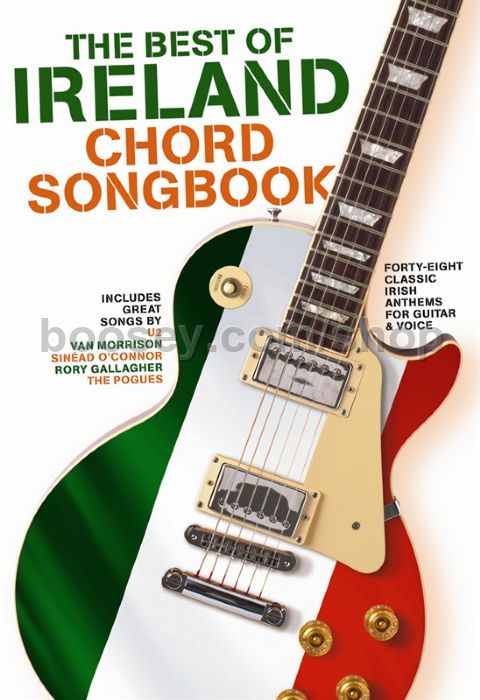 Various - Best of Ireland (chord songbook for guitar)