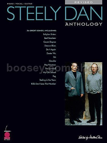Dan Steely Steely Dan Anthology Revised Edition Pvg