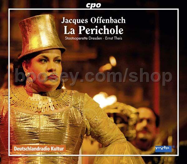 Offenbach jacques la perichole cpo audio cd x2 for Hs offenbach