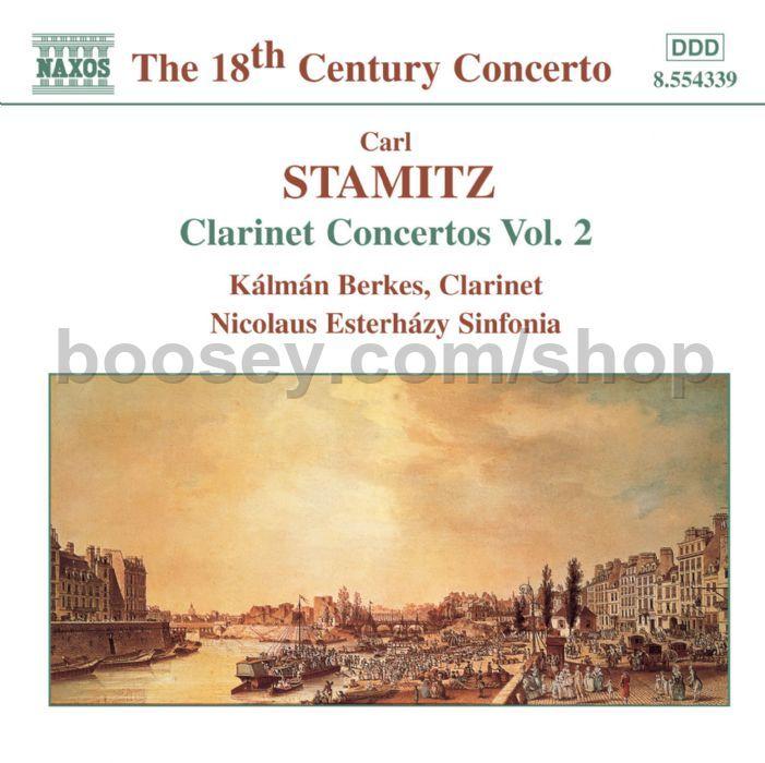 E Flat Clarinet Carl Stamitz - Clarine...