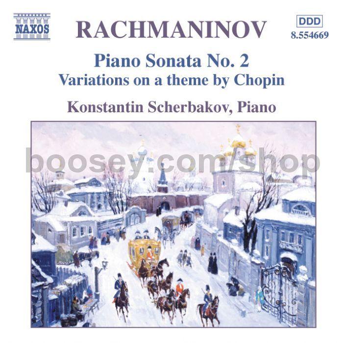RACHMANINOV CHOPIN VARIATIONS PDF