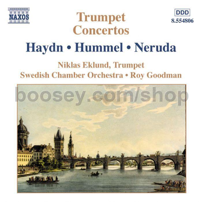 All Music Chords haydn trumpet concerto sheet music : Hummel, Johann Nepomuk/Haydn, Franz Joseph - Trumpet Concertos ...