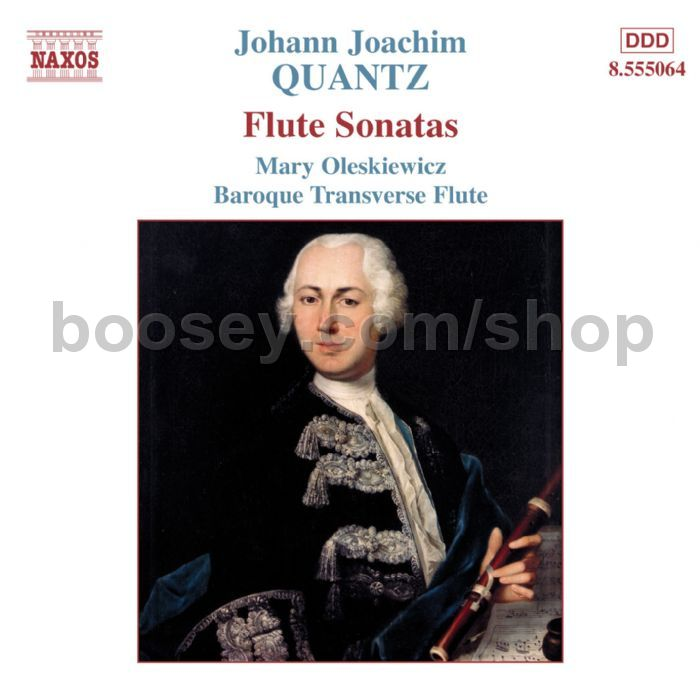 johann joachim quantz flute music bsagxu