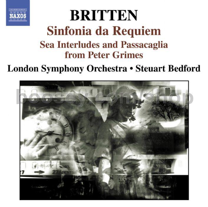 Benjamin Britten - Viola Tunnard - The Prodigal Son. Op. 81