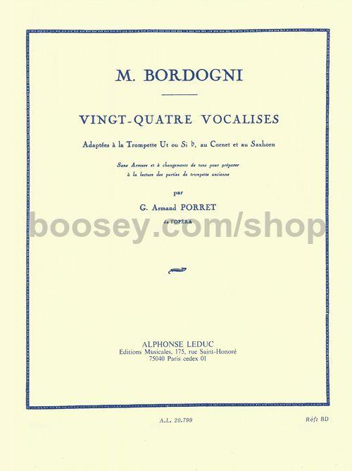 BORDOGNI VOCALISES DOWNLOAD