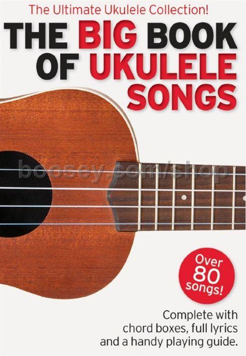 Various The Big Book Of Ukulele Songs