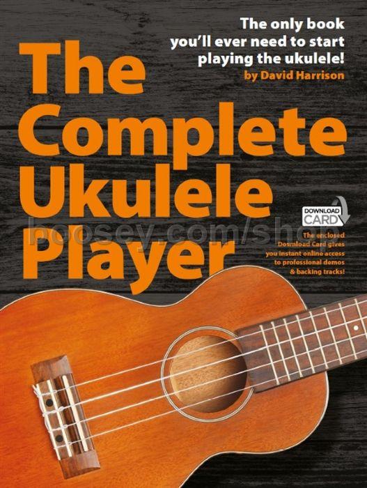 Harrison David The Complete Ukulele Player
