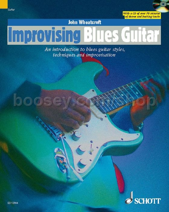 blues improvisation complete pdf