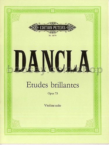 DANCLA ETUDES PDF DOWNLOAD